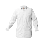 Oxford Dress Shirt-Embroidered