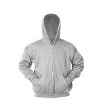 Hooded Full Zip Hooded Sweat Shirt