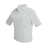 Gray Polos-Embroidered (Grades 9 thru 12 only)