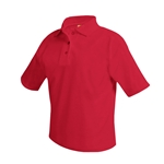 Polos-Embroidered-Red