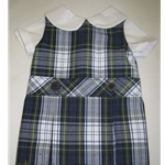 American Girl Doll Uniform-Plaid 80