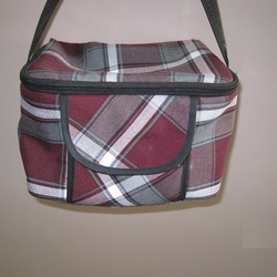 Lunch Bag-Plaid 91