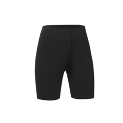 Black Bike Shorts